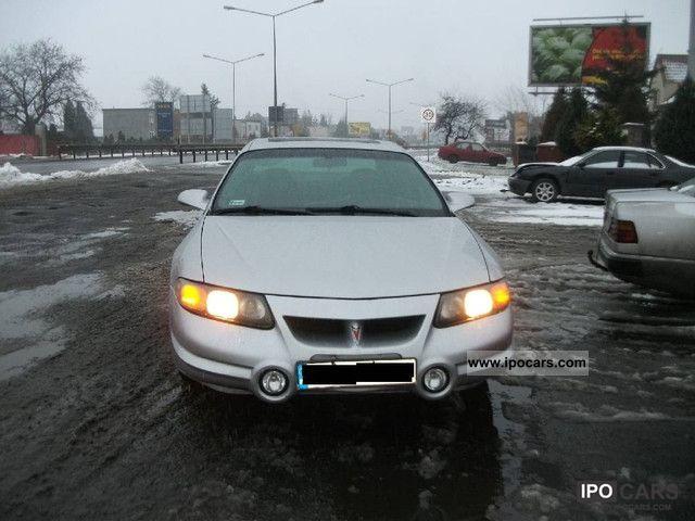 Pontiac  Bonneville 3.8 V6 climate control, GAZ LPG SEKWENCJA 2000 Liquefied Petroleum Gas Cars (LPG, GPL, propane) photo