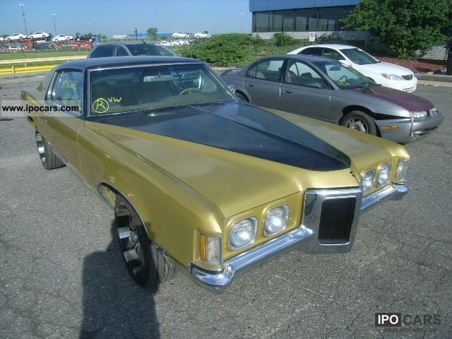 1970 Pontiac  GRAND-PRIX Limousine Used vehicle 			(business photo