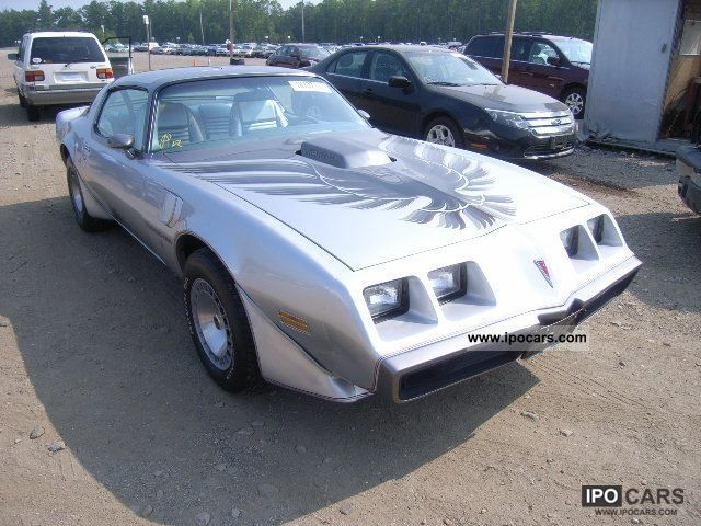 1979 Pontiac  TRANS AM Sports car/Coupe Used vehicle 			(business photo