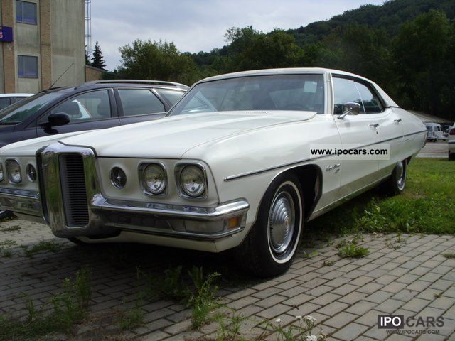 Pontiac  Catalina with TÜV certificate for u H mark 1970 Vintage, Classic and Old Cars photo