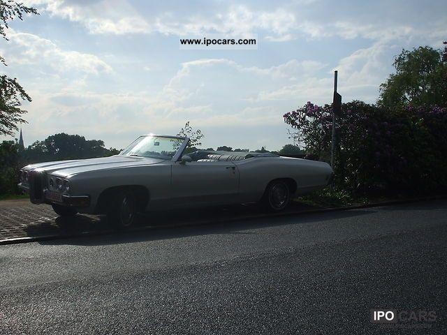 1970 Pontiac  Bonneville Cabrio / roadster Used vehicle photo