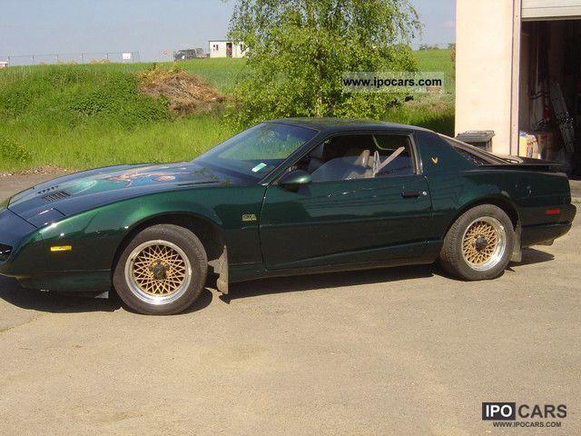 1993 Pontiac Trans Am Gta With 5 7l Corvettemotor
