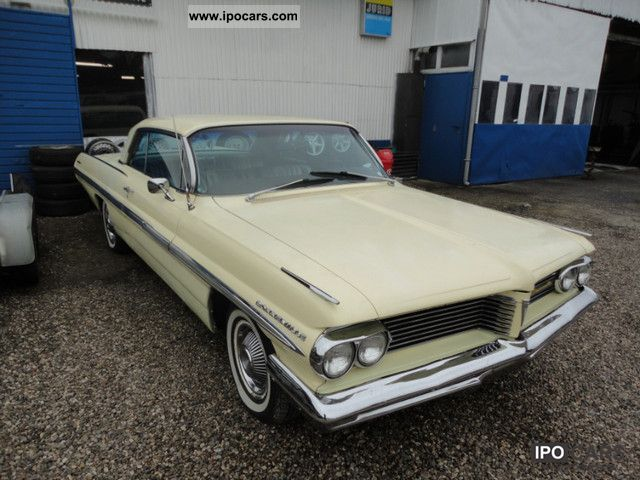 Pontiac  BONNEVILLE 2 dr HT 1962 Vintage, Classic and Old Cars photo