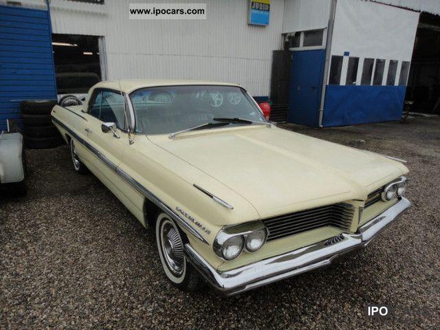 Pontiac  BONNEVILLE 2 dr HT 1962 Vintage, Classic and Old Cars photo