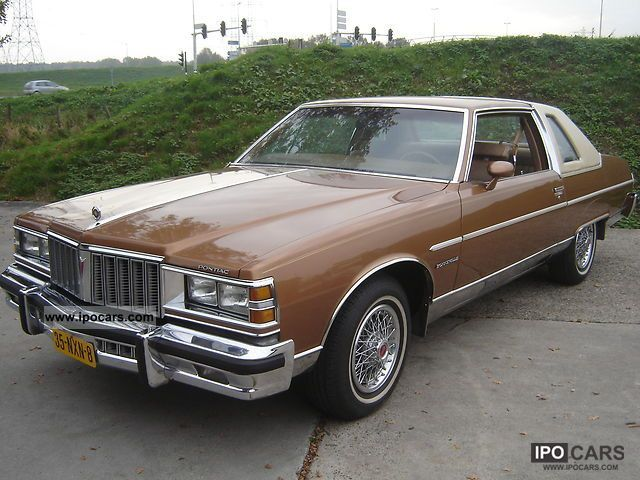 Pontiac  Bonneville landau coupe 1979 Vintage, Classic and Old Cars photo