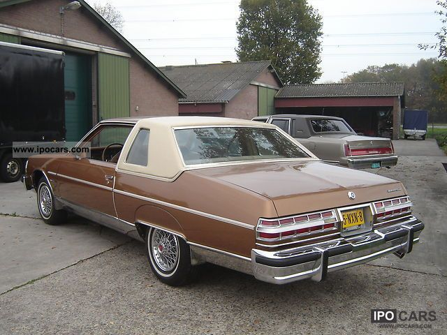 1979 Pontiac Bonneville landau coupe Sports car/Coupe Classic Vehicle ...