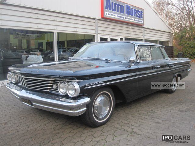 Pontiac  Catalina Sedan V8 Big Block * unique * 1960 Vintage, Classic and Old Cars photo