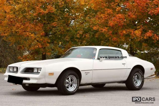 1977 Pontiac  Firebird Sports car/Coupe Classic Vehicle photo