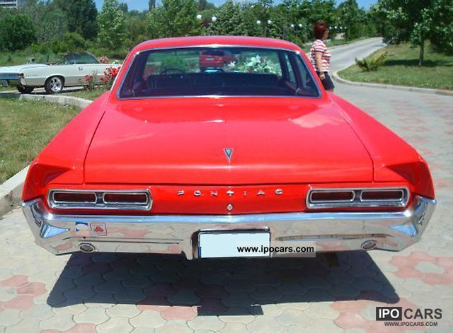 1966 Pontiac Star Chief Executive Limousine Classic Vehicle Photo