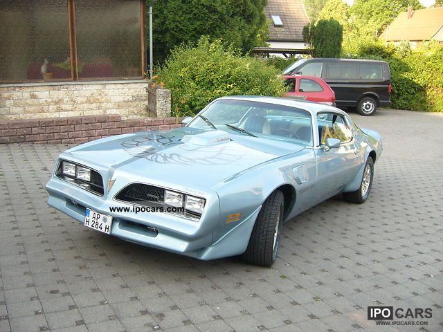 Pontiac  Trans Am 1978 Vintage, Classic and Old Cars photo