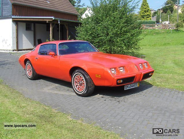 1979 Pontiac  Firebird Sports car/Coupe Used vehicle photo