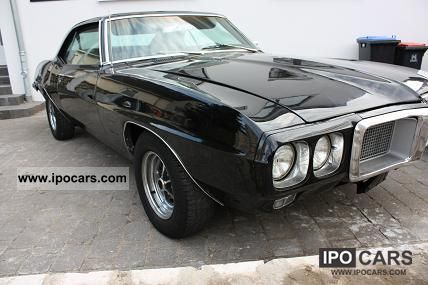 1966 Pontiac  Firebird Sports car/Coupe Used vehicle photo