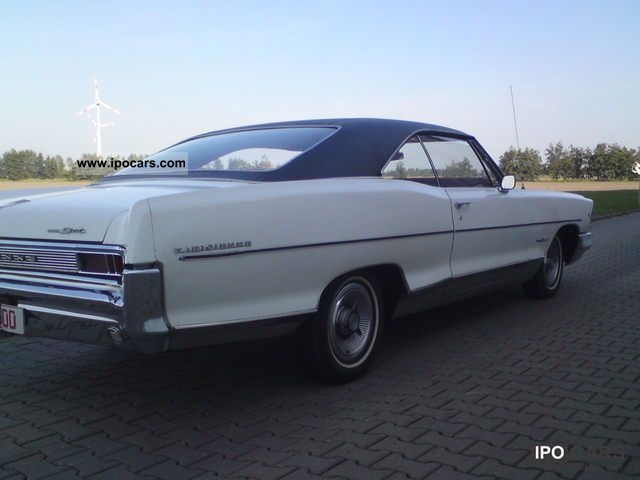 Pontiac  Parisienne Coupe 1965 Vintage, Classic and Old Cars photo
