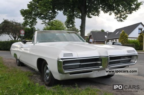 Pontiac  Convertible 1967 Vintage, Classic and Old Cars photo