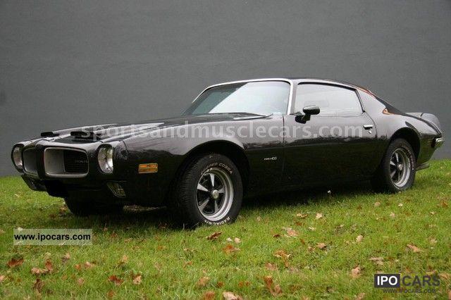 1970 Pontiac 1970 Firebird Formula 400cui / 6600 orig.32000km Sports ...