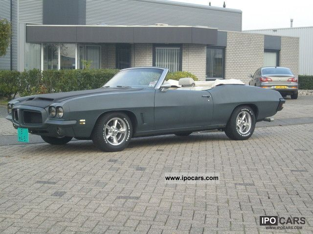 Pontiac  GTO 1972 Vintage, Classic and Old Cars photo