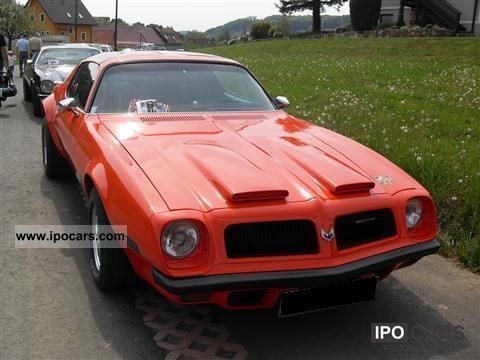 Pontiac  Firebird 1974 Vintage, Classic and Old Cars photo