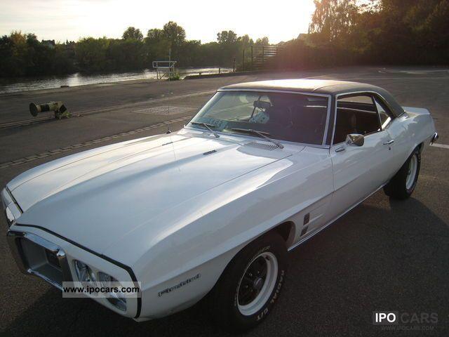 Pontiac  Firebird 1969 Vintage, Classic and Old Cars photo
