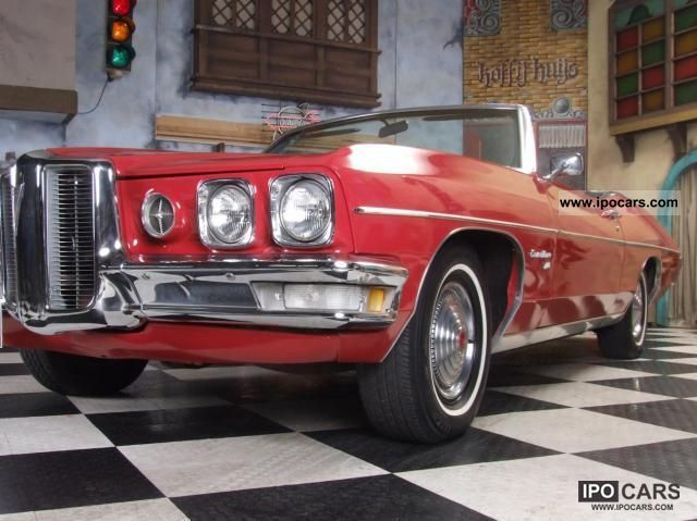 1970 Pontiac  Catalina 400 Convertible Cabrio / roadster Classic Vehicle photo