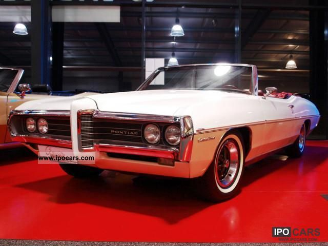 Pontiac  Bonneville Catalina 1969 Vintage, Classic and Old Cars photo