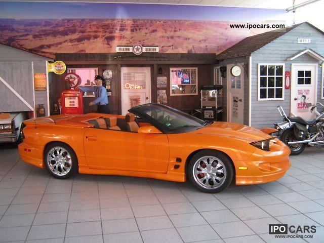 1998 pontiac firebird 3 8l v6 convertible show car car. Black Bedroom Furniture Sets. Home Design Ideas