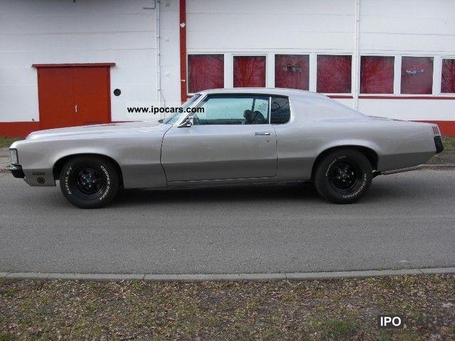Pontiac  Grand Prix V8 455 Big Block new TÜV / H video 1969 Vintage, Classic and Old Cars photo