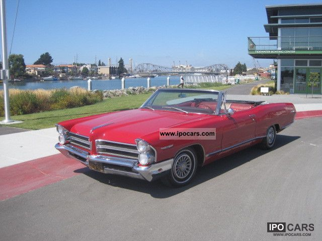 Pontiac  Convertible 1965 Vintage, Classic and Old Cars photo