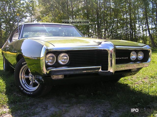 Pontiac  Tempest Custom S 1969 Vintage, Classic and Old Cars photo
