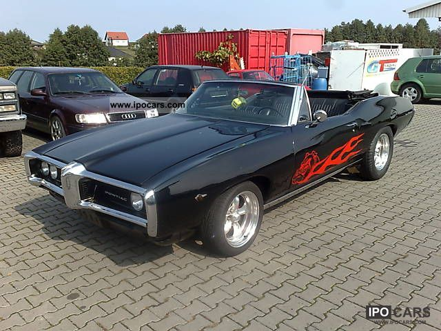 Pontiac  GTO 1968 Vintage, Classic and Old Cars photo