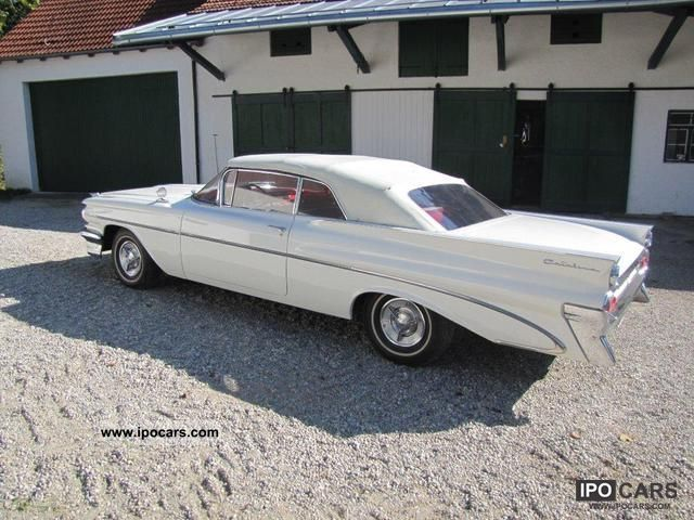 Pontiac  Catalina 1959 1959 Vintage, Classic and Old Cars photo