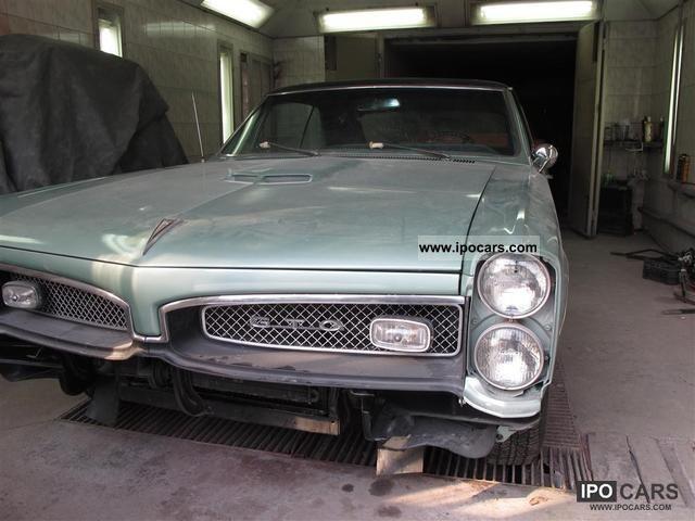 1967 Pontiac  GTO Sports car/Coupe Used vehicle photo
