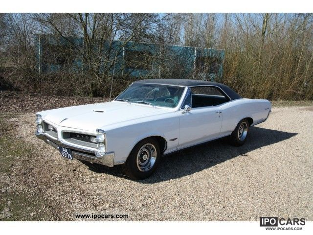 Pontiac  GTO 1966 Vintage, Classic and Old Cars photo