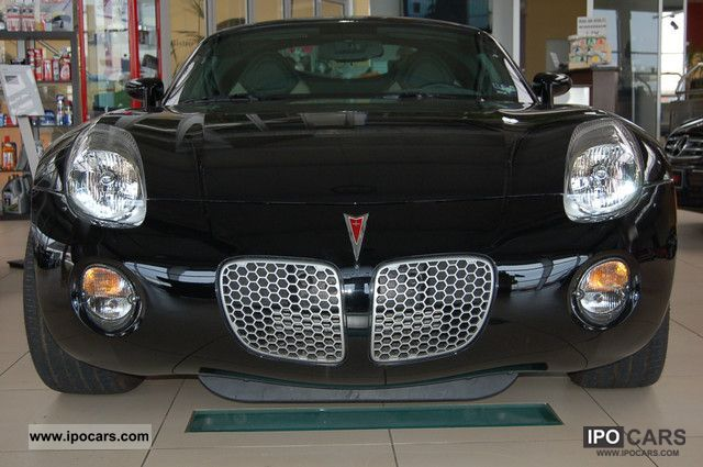2010 pontiac solstice coupe new car note sports carcoupe