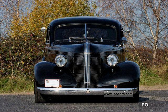 Pontiac  Business Coupe\u003e Street Rod \u003c 1937 Vintage, Classic and Old Cars photo