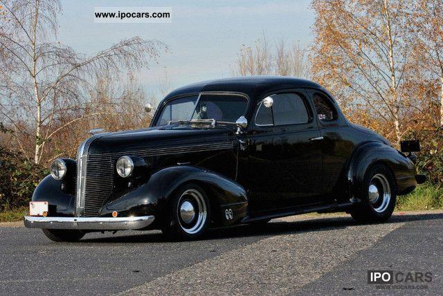 1937 Pontiac Business Coupe U003e Street Rod U003c Car
