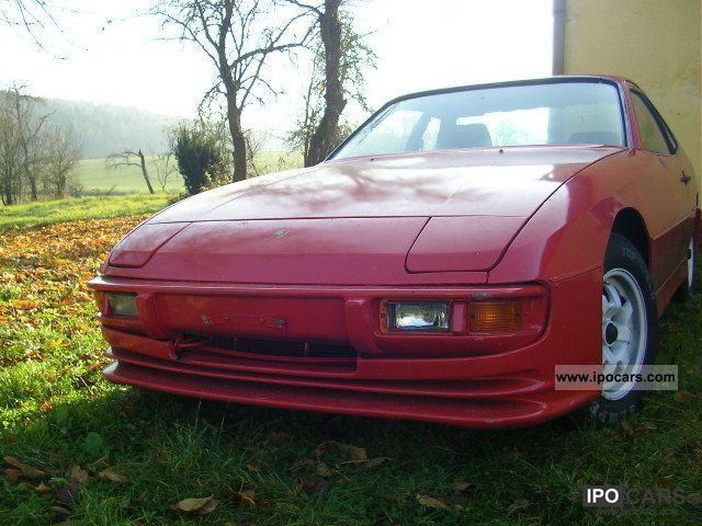 Porsche  924 1979 Vintage, Classic and Old Cars photo