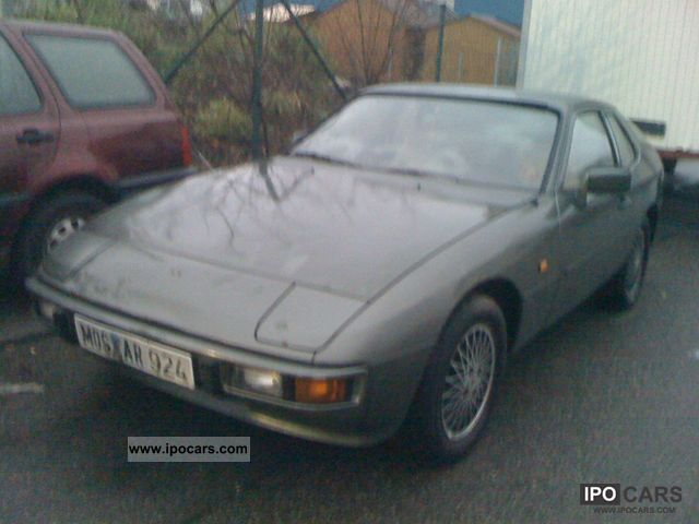 1981 Porsche  924 Sports car/Coupe Used vehicle photo