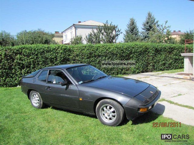 1980 Porsche  924 Other Used vehicle photo