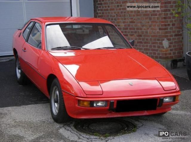 Porsche  924 First series, top condition! 1977 Vintage, Classic and Old Cars photo