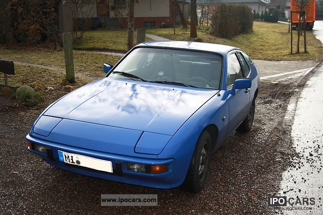 Porsche  924 1978 Vintage, Classic and Old Cars photo