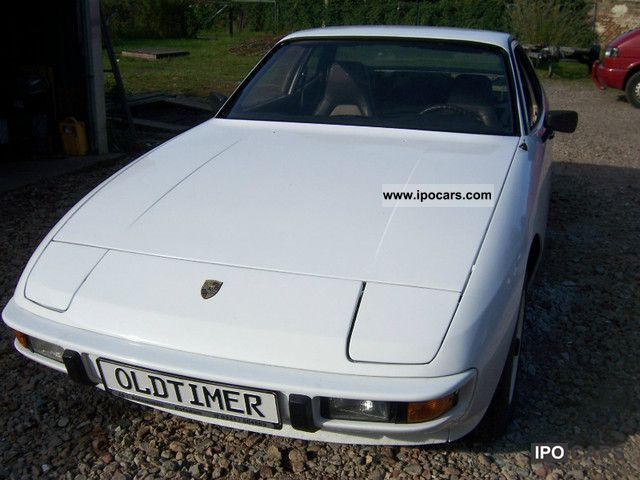 Porsche  924 2.0 + H TÜV mark New! 1977 Vintage, Classic and Old Cars photo