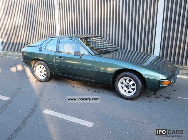 Porsche  924 1977 Vintage, Classic and Old Cars photo