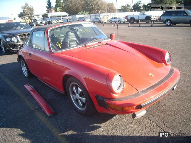 Porsche  911 1977 Vintage, Classic and Old Cars photo