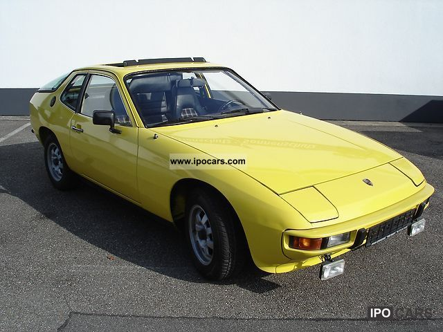 Porsche  924 1976 Vintage, Classic and Old Cars photo
