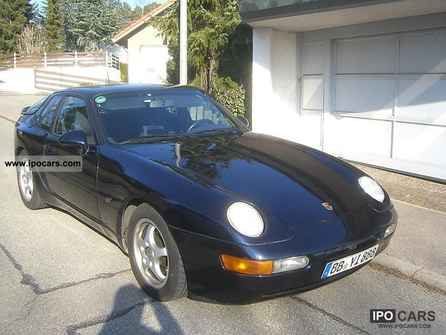 1993 Porsche  968 Sports car/Coupe Used vehicle photo