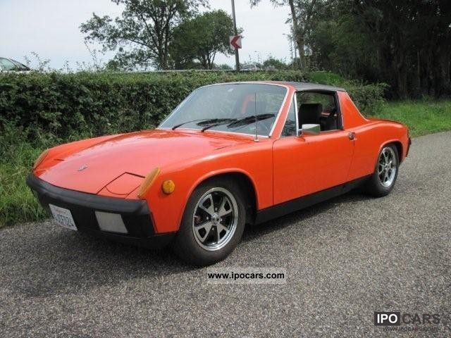 Porsche  914 914 1972 Vintage, Classic and Old Cars photo