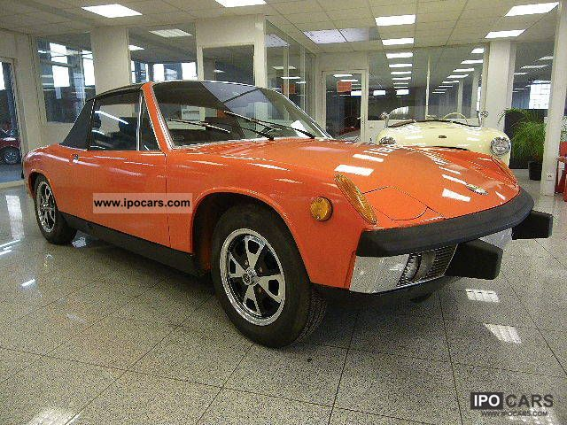 Porsche  914 1.7 1973 Vintage, Classic and Old Cars photo