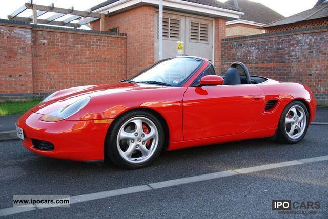 1997 Porsche  2.5L - Carbon - 1997 - Leather Cabrio / roadster Used vehicle photo