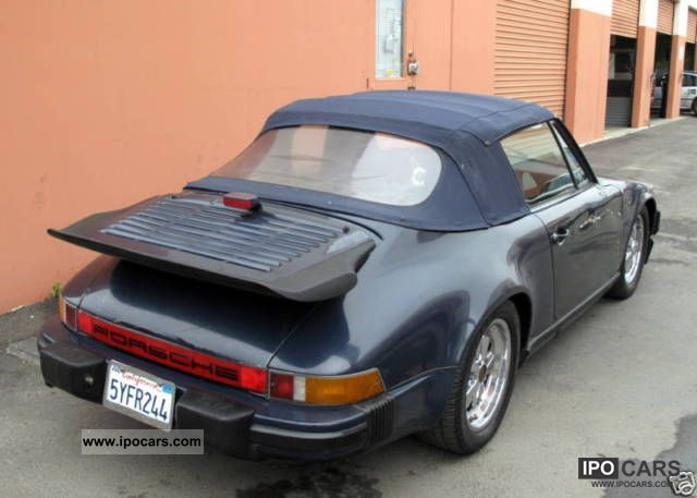 1974 Porsche  911 2.7 S with a 3.0 L engine Cabrio / roadster Classic Vehicle photo