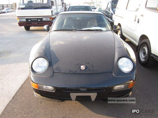 1994 porsche 968 japan direct import 85000km car photo. Black Bedroom Furniture Sets. Home Design Ideas